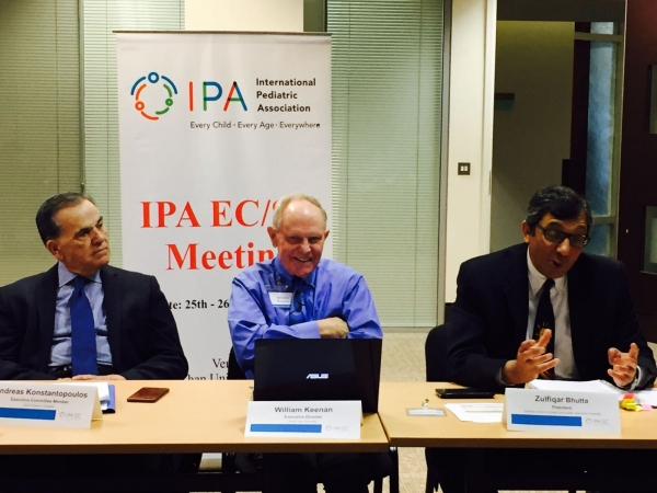 IPA EC/SC Meeting London 2017